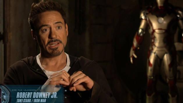 Avance tecnológico - Iron Man 3