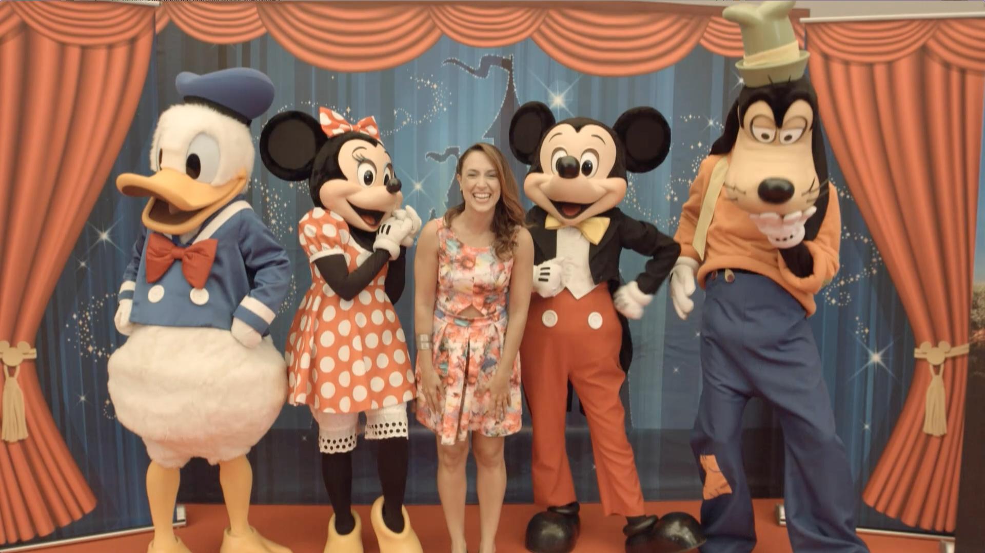 O Avião dos Sonhos da Disney - Disney Planet
