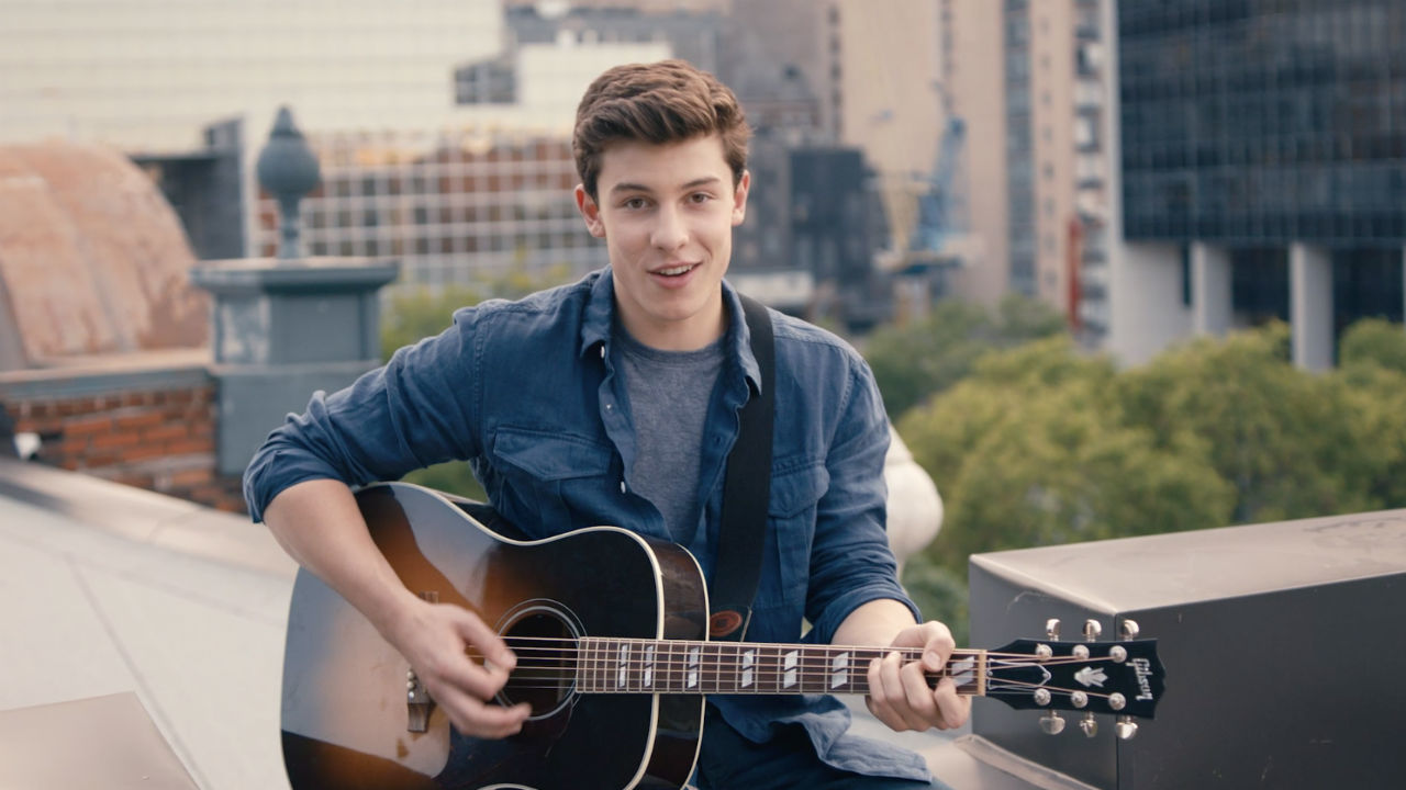"""Believe"" (Oficial) - Shawn Mendes"