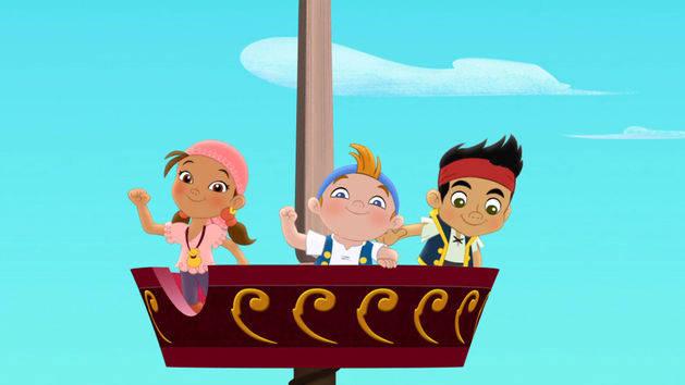 Jake y los piratas del país de Nunca Jamás: Episodio 29 - La ...