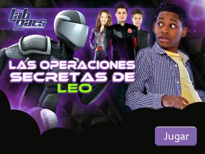Las operaciones secretas de Leo