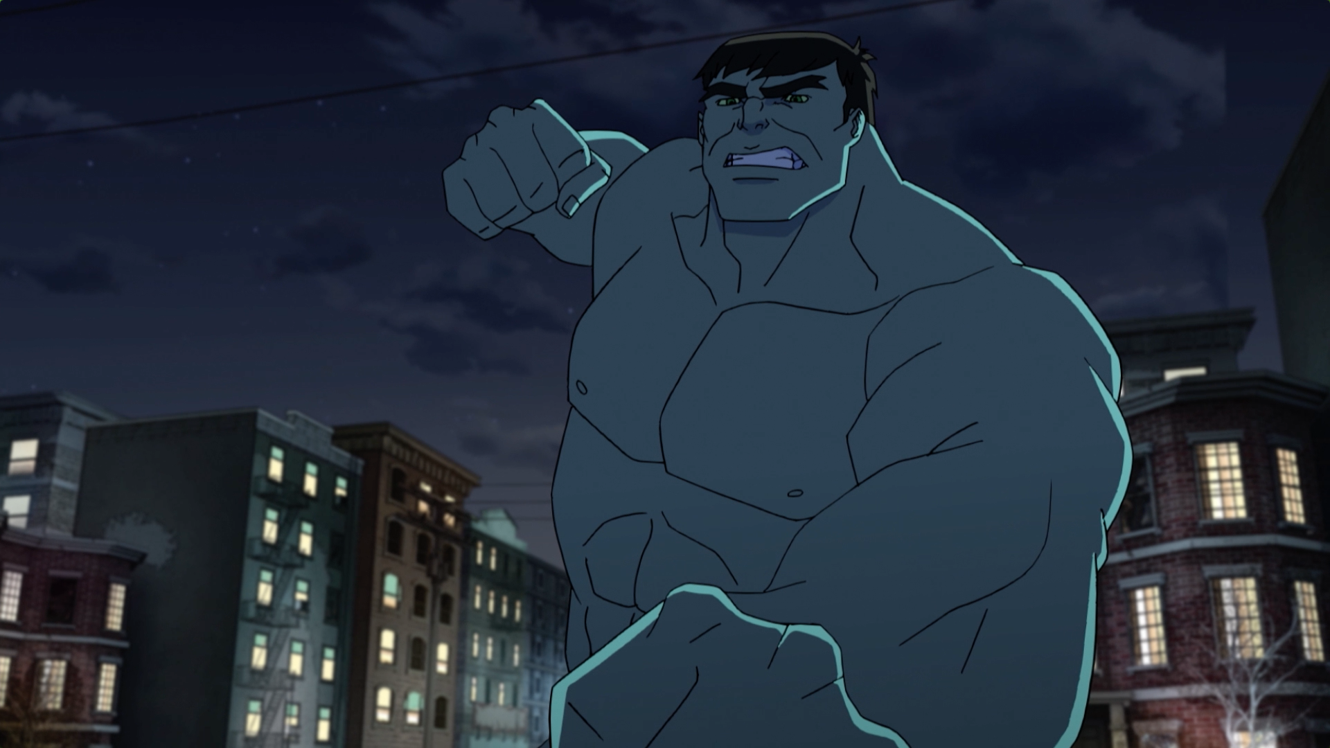 Es tan Hulk - Marvel