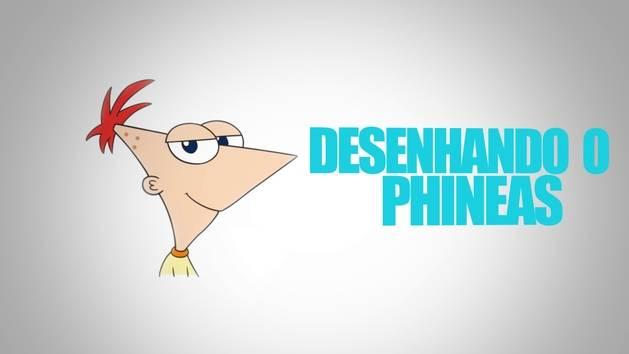 Spencer  - Desenhando o Phineas