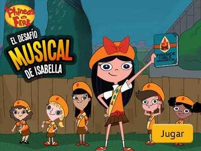 El desafío musical de Isabella