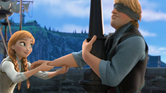 Desencadenando relaciones - Olaf de risa