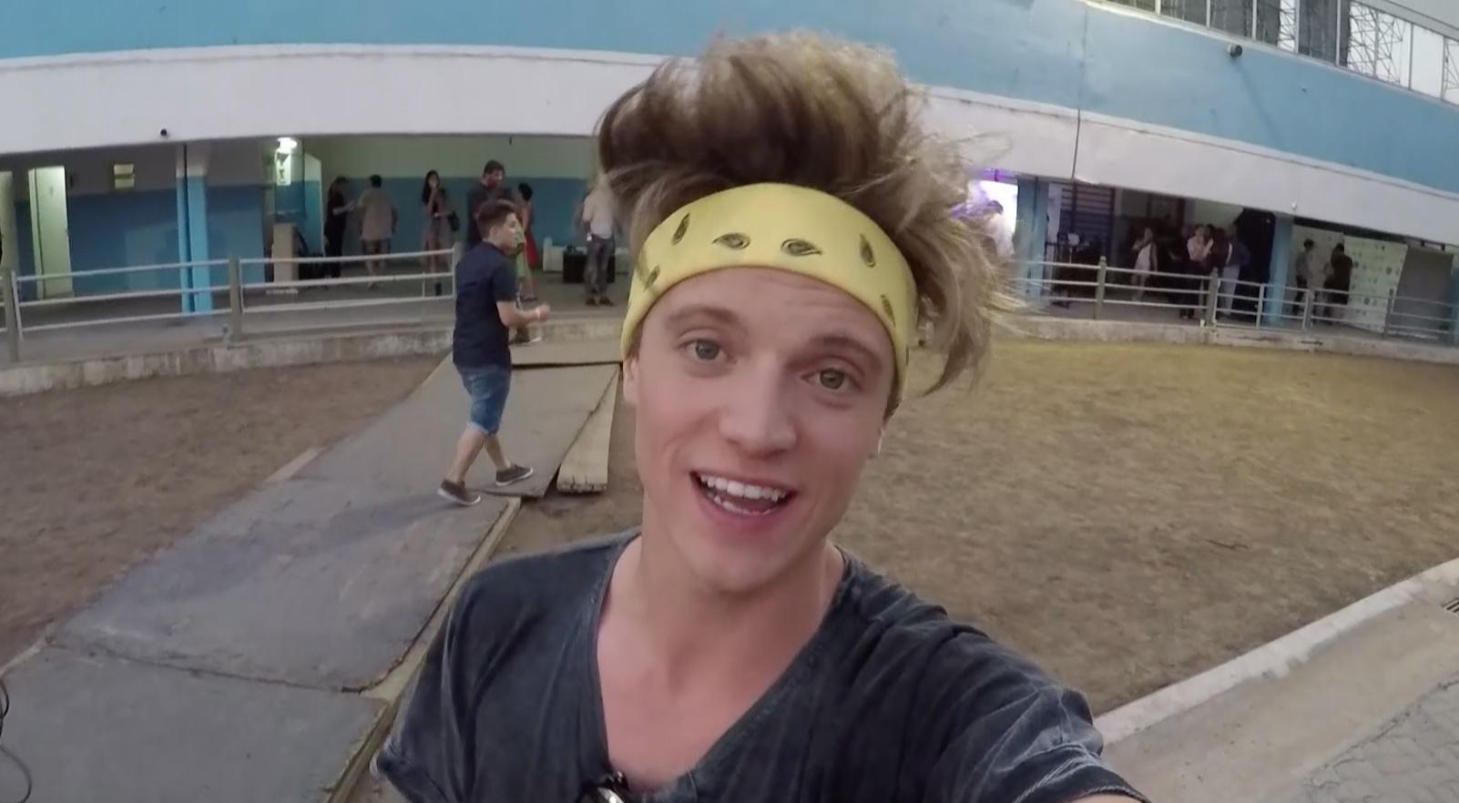 Disney Planet: Lio Ferro en el gran festival Youtuber de Latinoamérica.