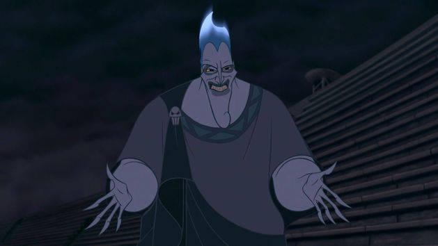 Hades - Vilões da Disney