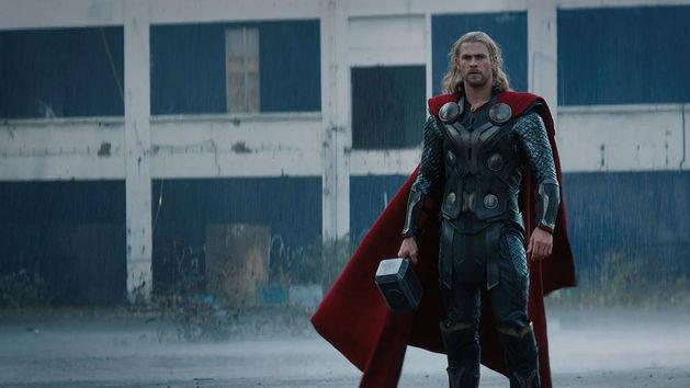 Teaser Tráiler - Thor: Un Mundo Oscuro