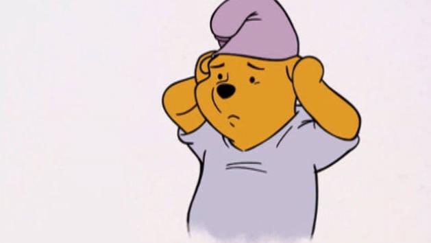 """Winnie the Pooh: """"Amigos en la enfermedad"""""""
