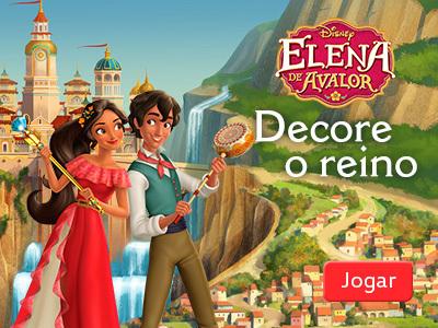 Decore o Reino - Elena de Avalor