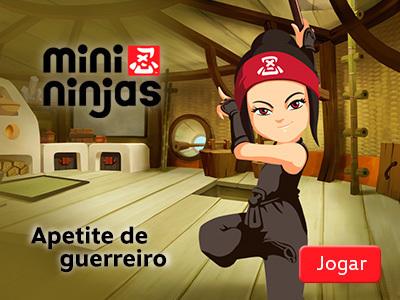 Mini Ninjas - Apetite de guerreiro