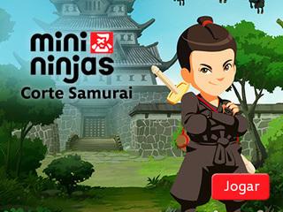 Mini Ninjas – Corte Samurai