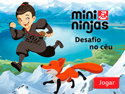 Mini Ninjas - Desafio no céu