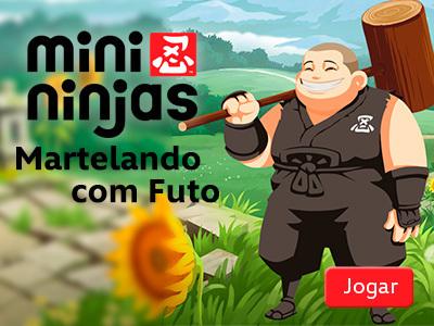 Mini Ninjas - Martelando com Futo