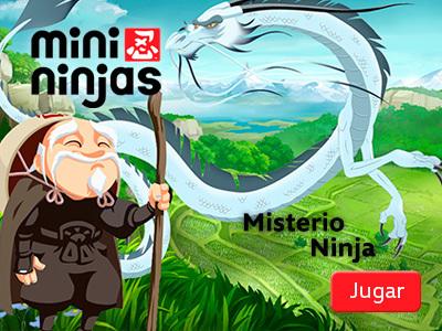 Mini Ninjas -Misterio Ninja