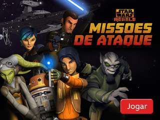 Star Wars Rebels Missões de ataque