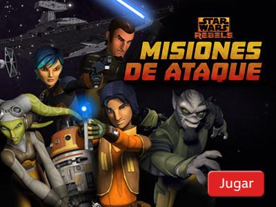 Misiones de ataque