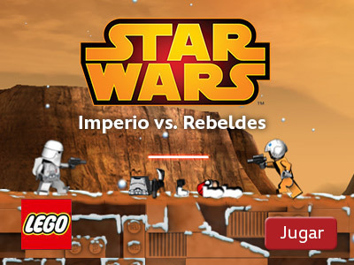 Star Wars Imperio vs. Rebeldes