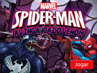 A vingança do Venom | Marvel Kids Brasil