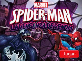 Spider Man: La venganza de Venom