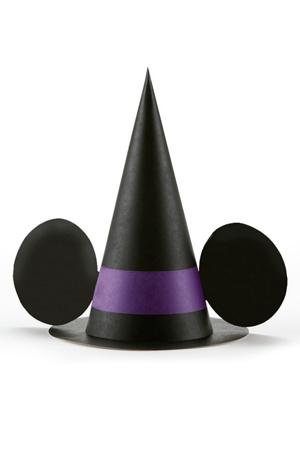 Sombrero de bruja de Minnie