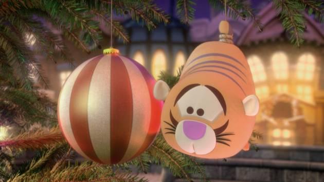 Feliz Natal - Tsum Tsum