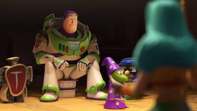 Brinquedo Abandonado - Curtas Pixar