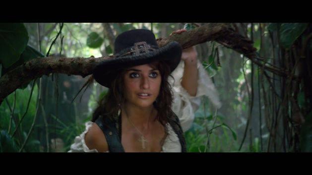 Jack e Angélica - Piratas do Caribe