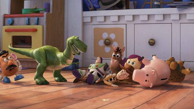 Fiesta Saurus Rex - Toy Story Toons