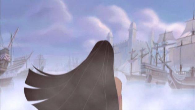Londres - Pocahontas II