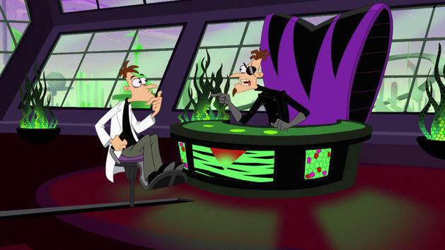 Videoclipe: Nova Realidade - Phineas e Ferb