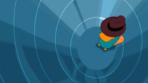 Ei... Cadê o Perry?- Phineas e Ferb