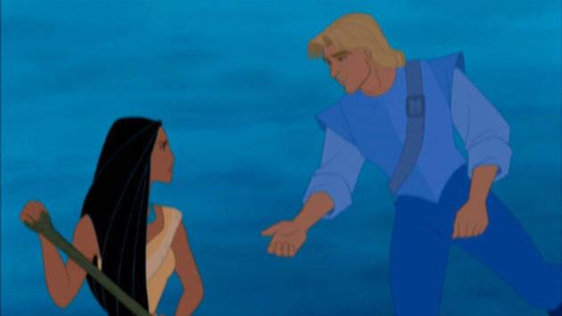 Soy John Smith - Pocahontas