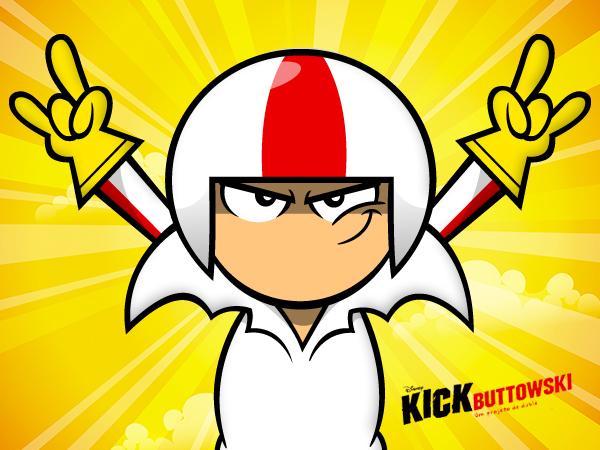 Kick Buttowski: um projeto de dublê