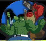Hulk y los agentes de S.M.A.S.H.