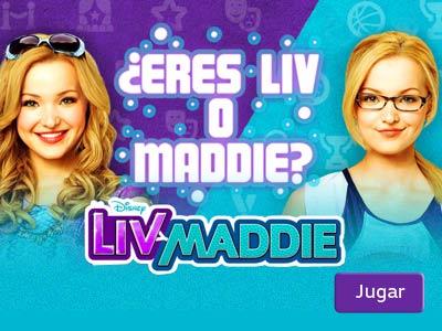 ¿Eres Liv o Maddie?
