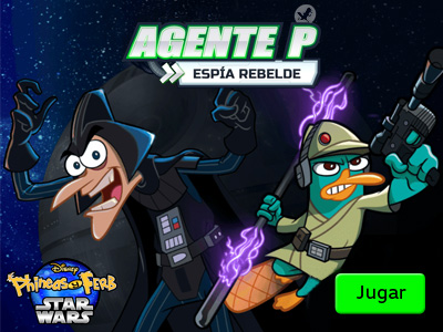 Agente P: Espía Rebelde