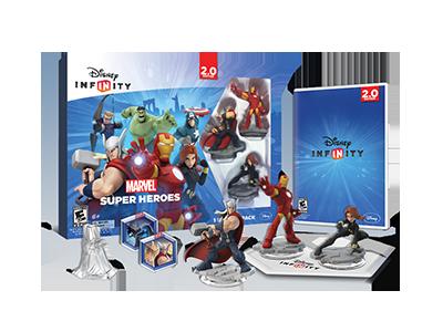 Conheça o Disney Infinity
