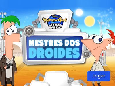 Mestre dos Droides