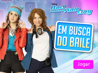 Em Busca do Baile – Bad Hair Day
