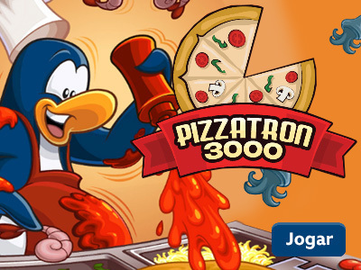 Pizzatron 3000 - Club Penguin