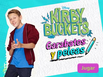 Garabatos y Peleas – Kirby Buckets