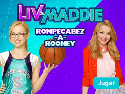 Rompecabez-a-Rooney - Liv & Maddie
