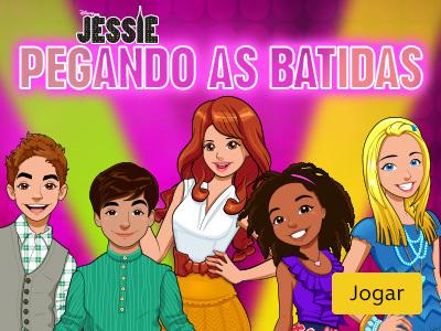 Jessie - Pegando as batidas