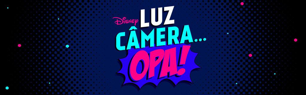 Luz camera opa