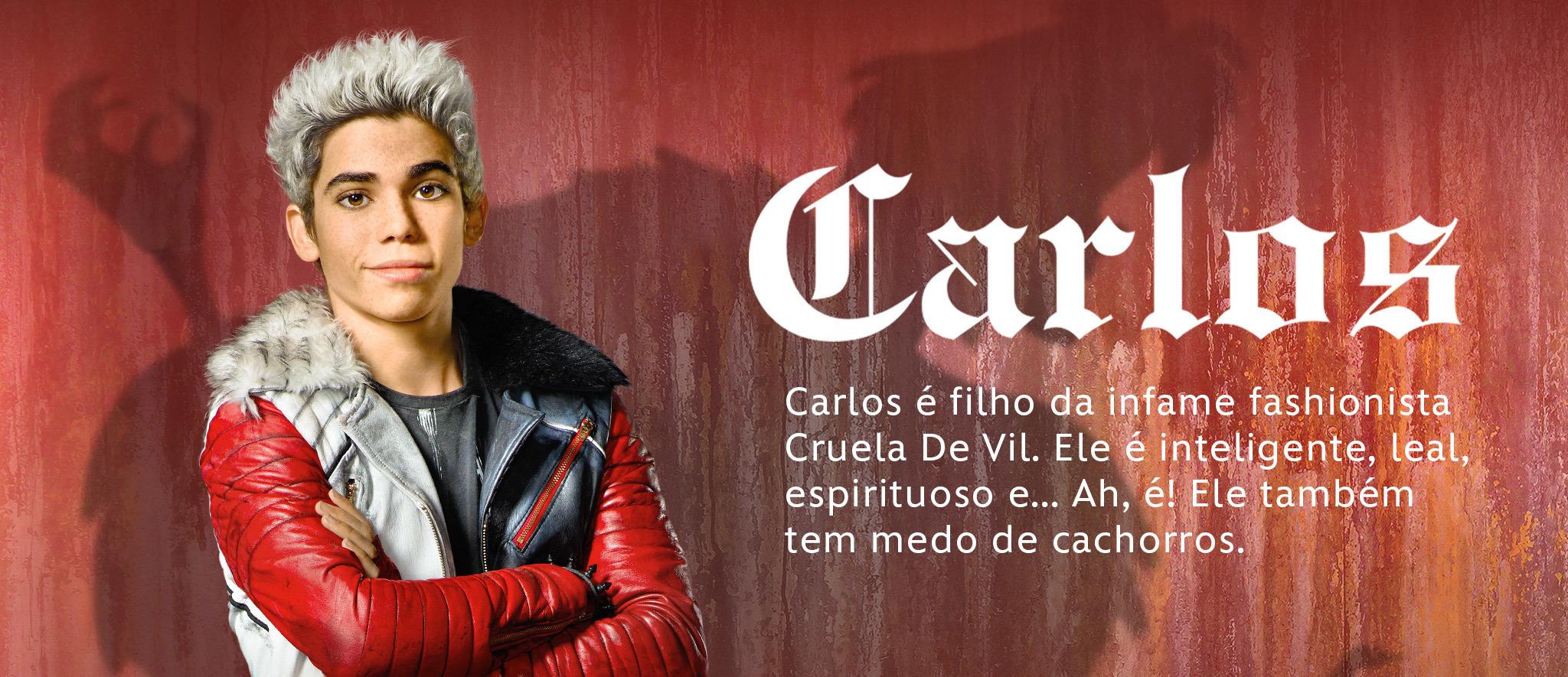 Descendentes-Carlos