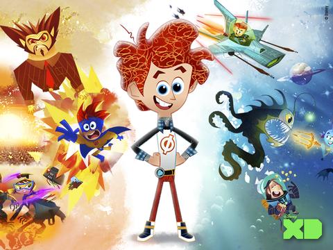 Imagens de seus jogos favoritos | Disney XD Brasil