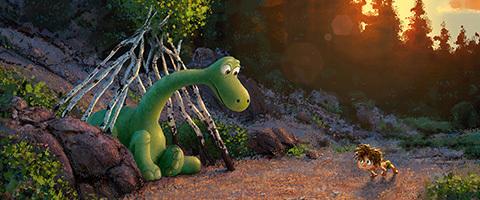 7 segredos da produção de O Bom Dinossauro