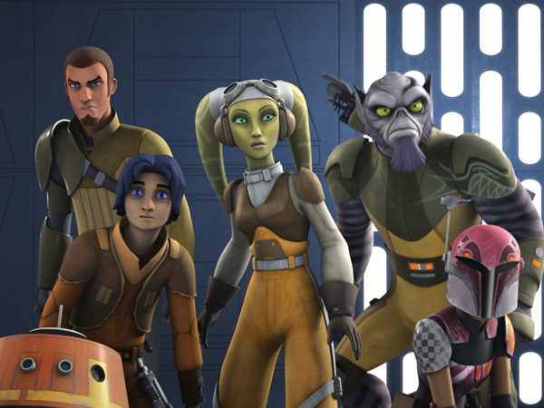 Galeria de Star Wars Rebels