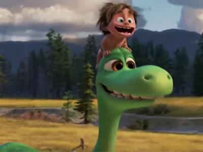 Confira novo trailer de O Bom Dinossauro